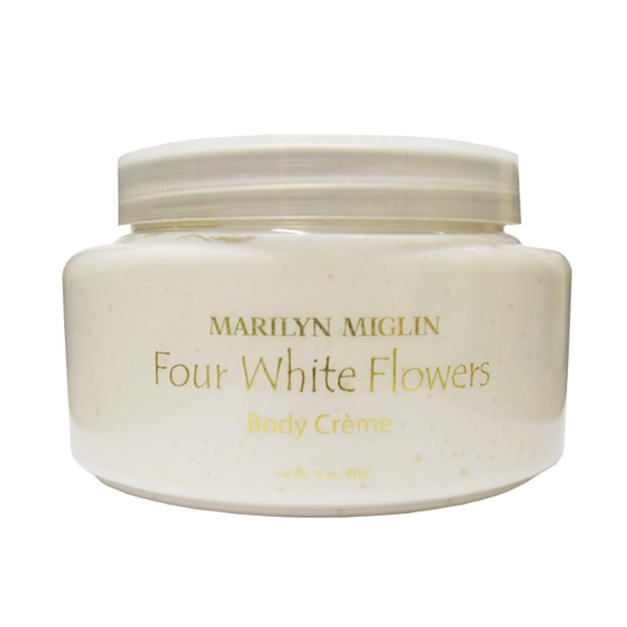 Four White Flowers Body Creme 16 oz