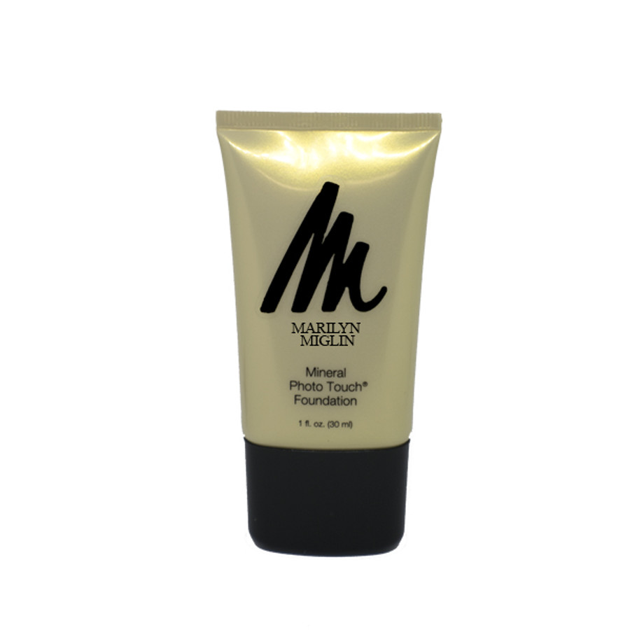 Marilyn Miglin's Mineral Photo Touch Foundation 1 oz - Linen