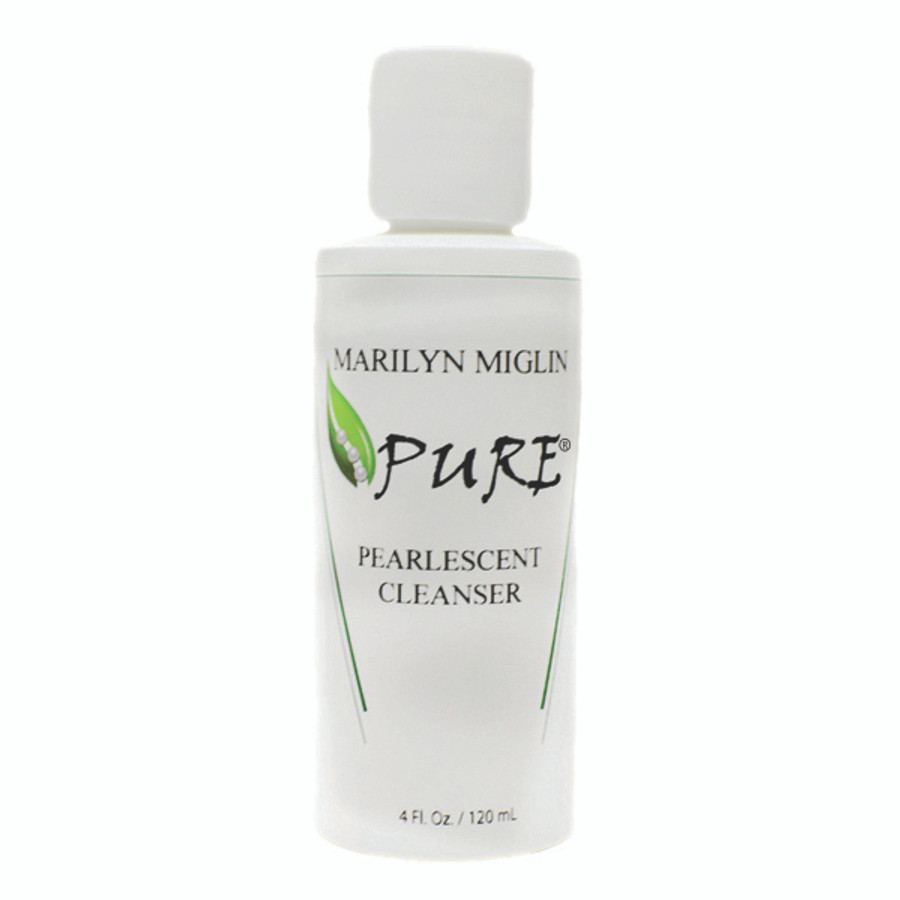 """Marilyn Miglin Pure """"Pearlescent Cleanser"""" 4 oz - NEW"""