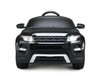 Black Range Rover for kids