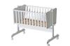 Baby Cradle Basic White