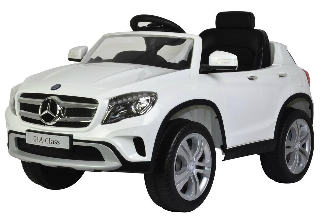 Battery Power Modern Mercedes GLA 12V White Wholesale