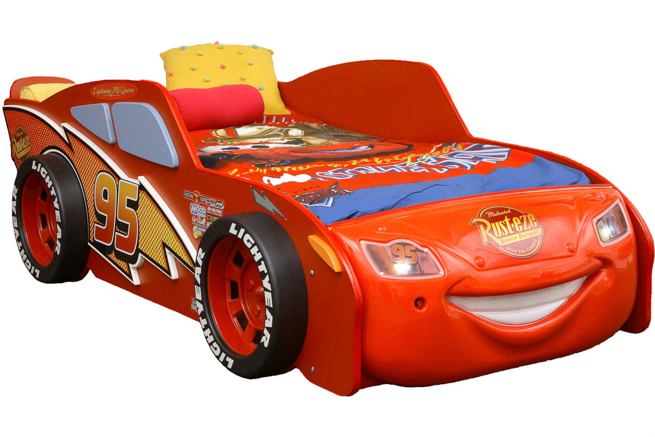 Disney Car Lightning Mcqueen Toddler Bed Wholesale