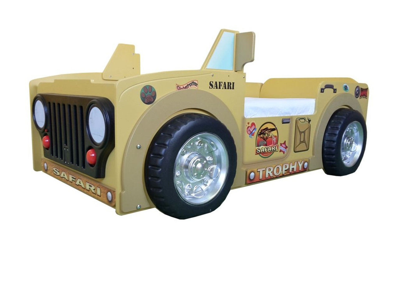 Safari Jeep Toddler Bed wholesale | America`s toys