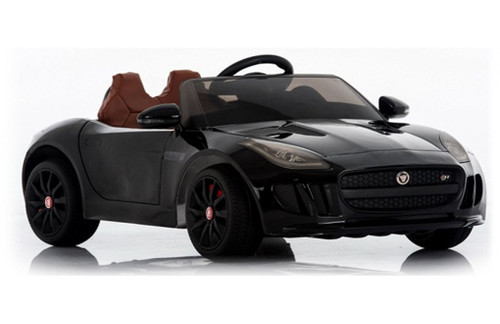 12V Jaguar F Type | Black