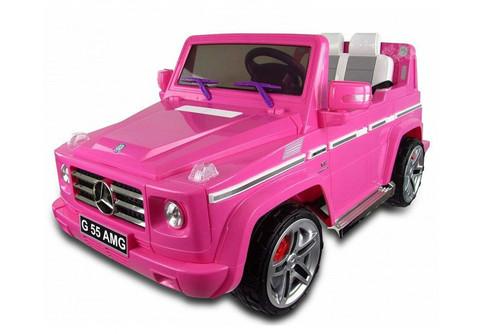 Mercedes g55 pink