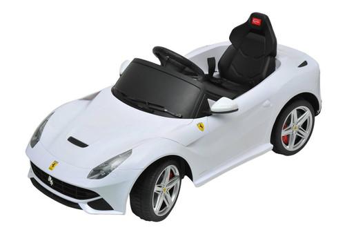Ferrari F12 white 12v