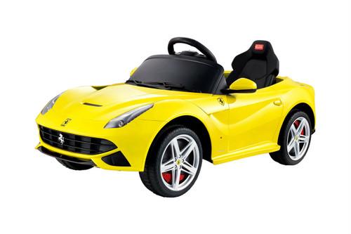 Ferrari F12 12V | Yellow