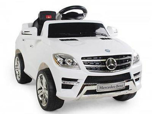 Mercedes ML 350 | White