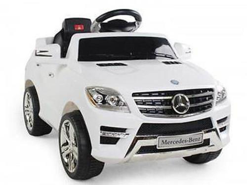 Mercedes ML 350 | White