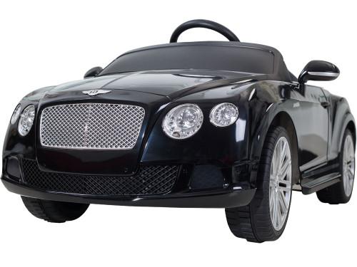 Bentley power wheels black