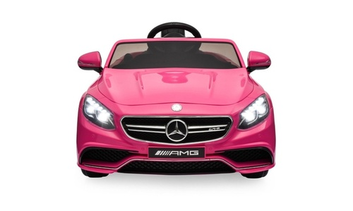 Mercedes S63 Pink