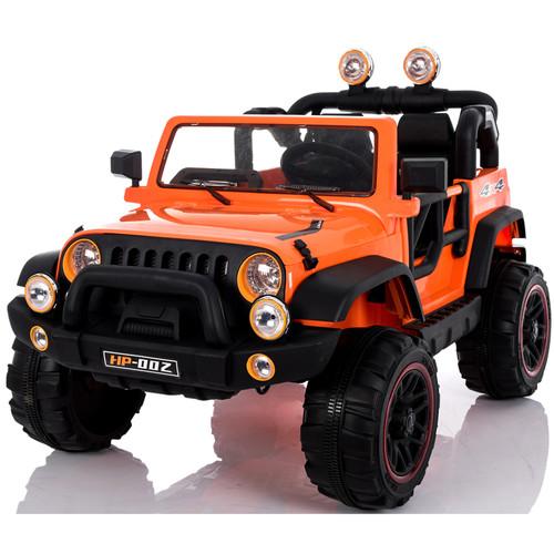 Two seater orange