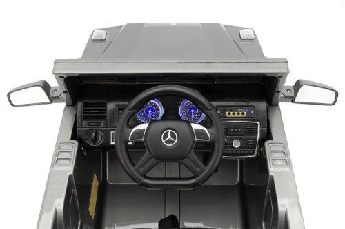 Mercedes G65 SIlver