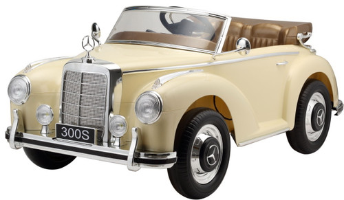 Mercedes 300S Beige