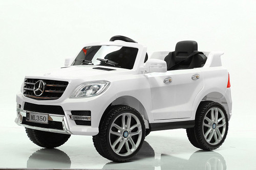 Mercedes ML350 White