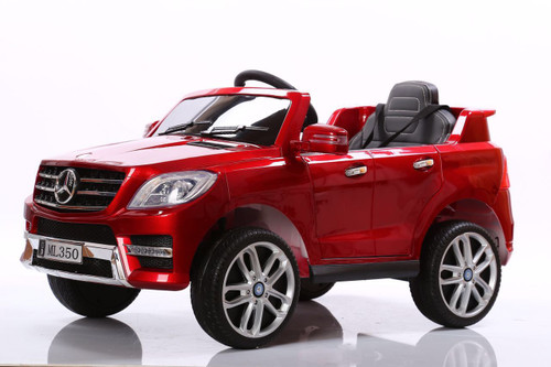 Mercedes ML350 Red