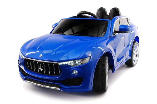 Maserati Levante Blue