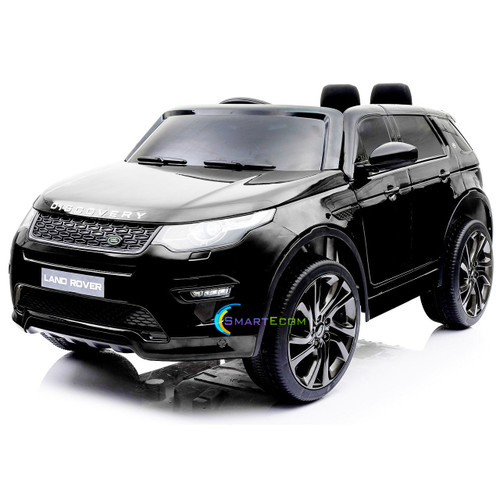 Land Rover Discovery | Black
