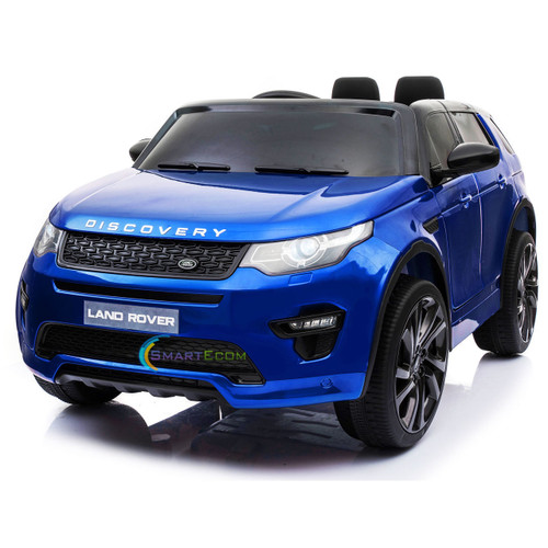 Land Rover Discovery | Blue