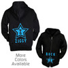 Personalized I Am A Rockstar Hoodie