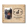 Personalized Chic Antique Picture Frame