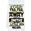 Personalized Little Jedis Kitchen Towel