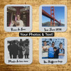 Personalized Instant Photo Coaster Set