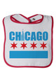 Second City Chicago Baby Bib