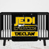 Personalized Star Wars Baby Blanket