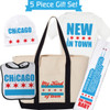 Chicago Style New Mom Gift Set