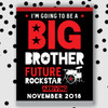 Rockstar Big Brother Announcement Sign