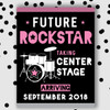 Future Rockstar Pregnancy Announcement Sign
