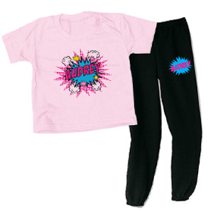 Loungewear and Pajamas for Girls