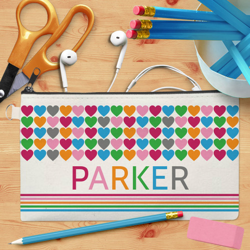 personalized pencil cases for kids custom kids notebooks kids