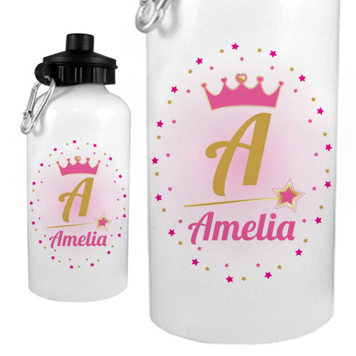 Personalized Her Royal Highness Water Bottle