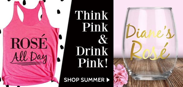 Personalized Summer Tanks and Gifts