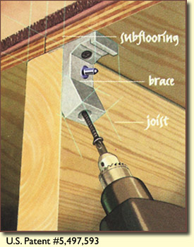 Squeak Relief Floor Repair Kit The Permanent Cure For