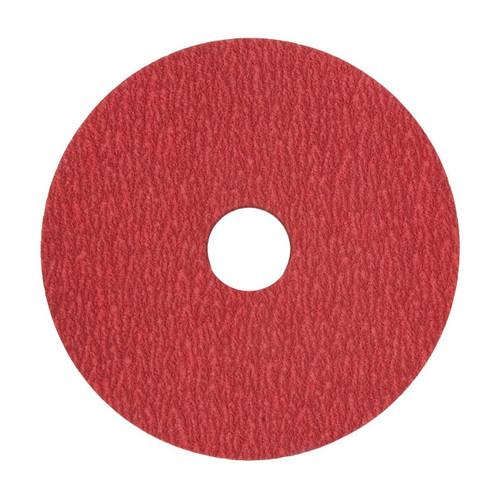 XF870 4-1/2 x 7/8 24 grit Ceramic Alumina Sanding Disc-VSM (100 pack)