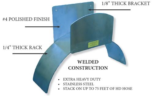 Hose Rack HDHR; Hose Rack HDHR ...  sc 1 st  Northeast Controls Inc. & Hose Rack HDHR - Northeast Controls Inc.