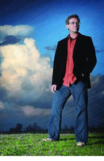 Pat Gaines, internationally known airbrush artist