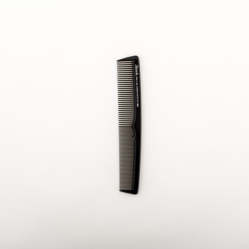 Carbon Fibre Styling Comb (55804) by Janeke