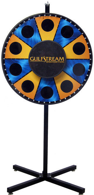 Custom prize wheels insert your own graphics prize wheels 36 inch insert your own graphics prize wheel upgraded bearing system maxwellsz