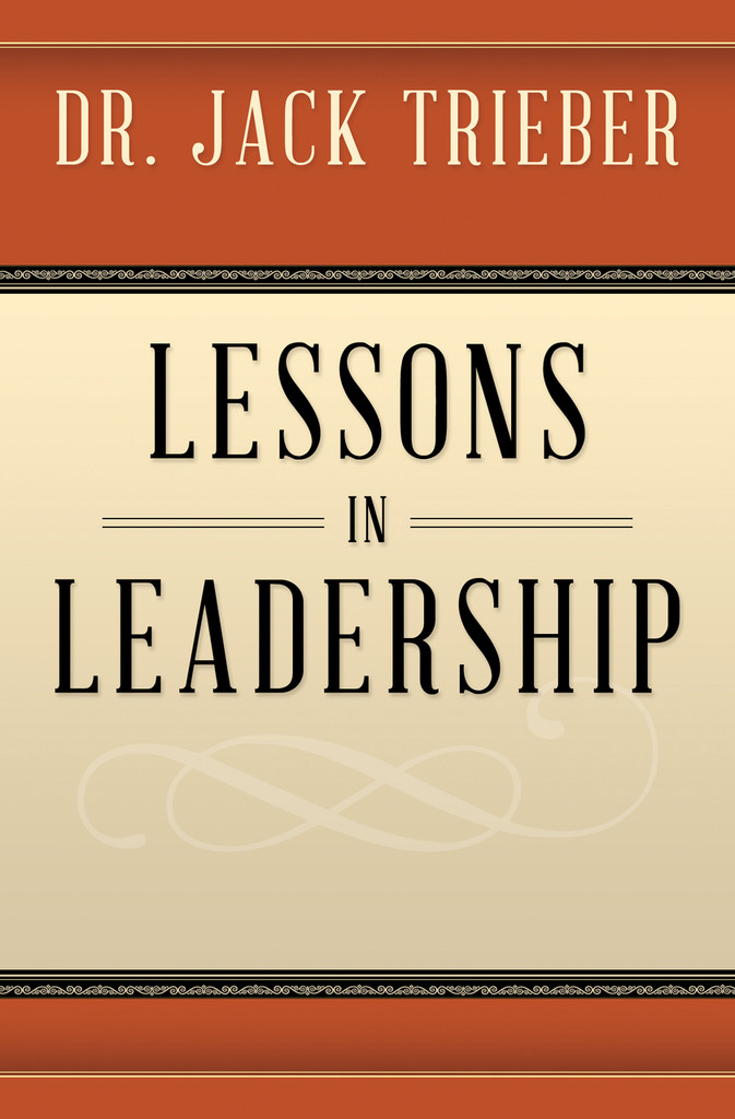 Lessons in Leadership
