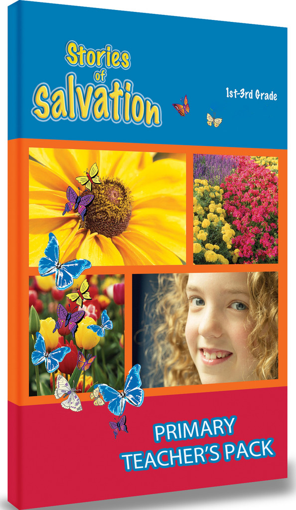 Stories of Salvation - Primary Teacher's Pack
