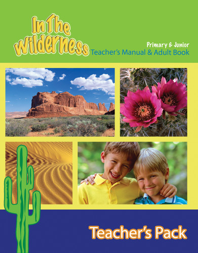 In the Wilderness - Teacher's Pack