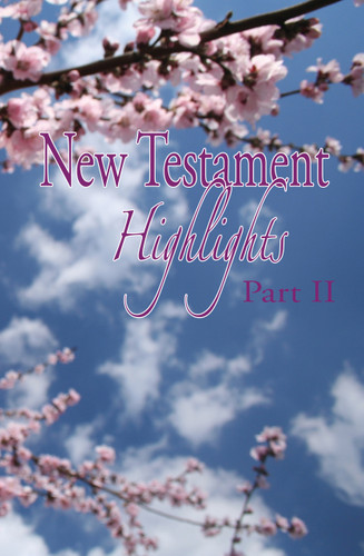 New Testament Highlights II - Adult Study Guide