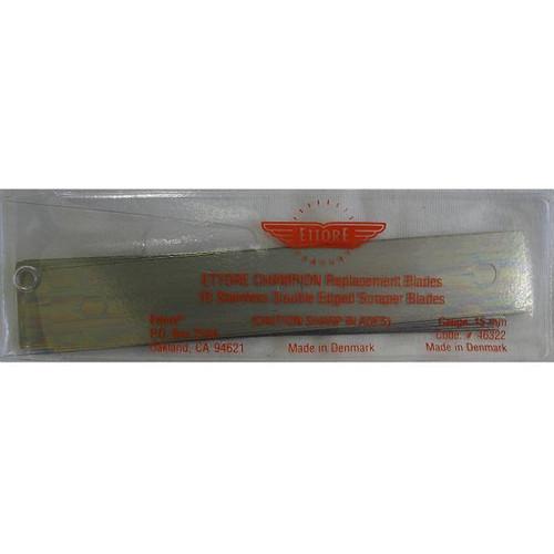 Ettore Champion Scraper Blades 13cm