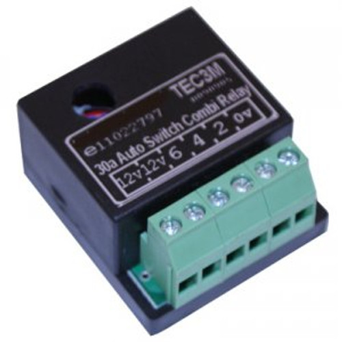 Split Charge Relay 30A
