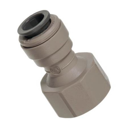 1/2in Push Fit - 1/2in inch BSP Female Adaptor (JG)